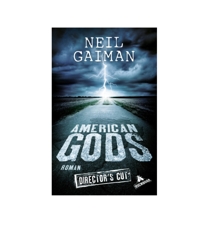 Rezension Neil Gaiman American Gods